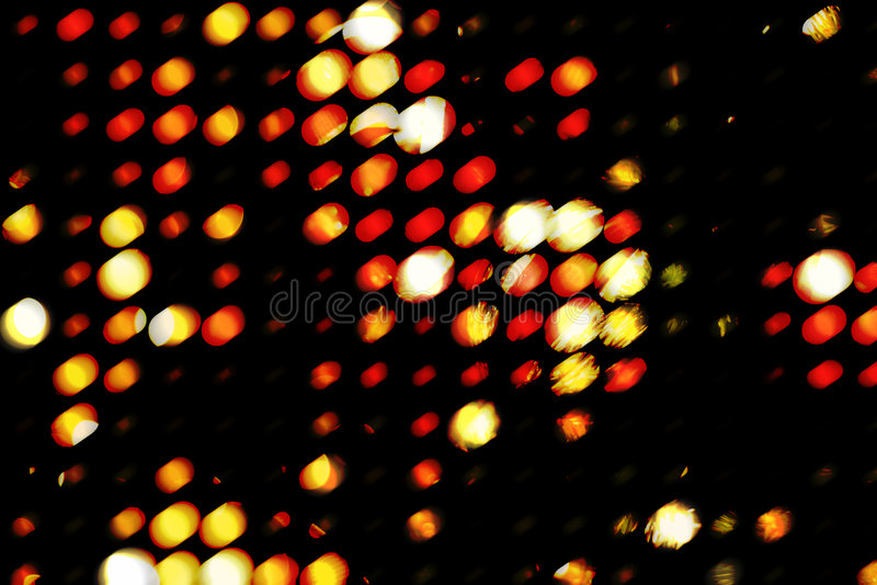 Luz de Grunge ilustração stock