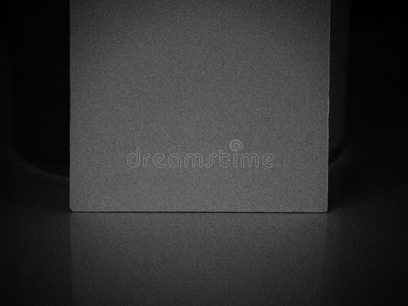 Luz de la noche de la textura fotografía de archivo
