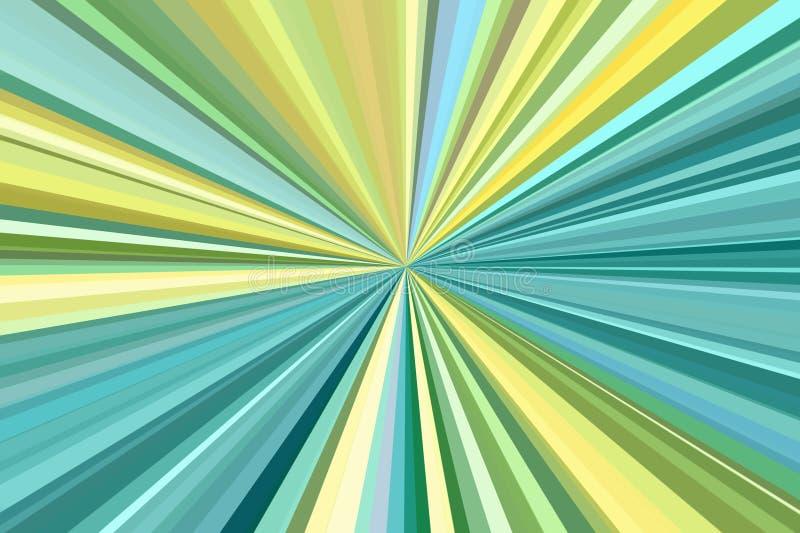 Luz de la turquesa del fondo del azul de aguamarina Ar?ndano libre illustration