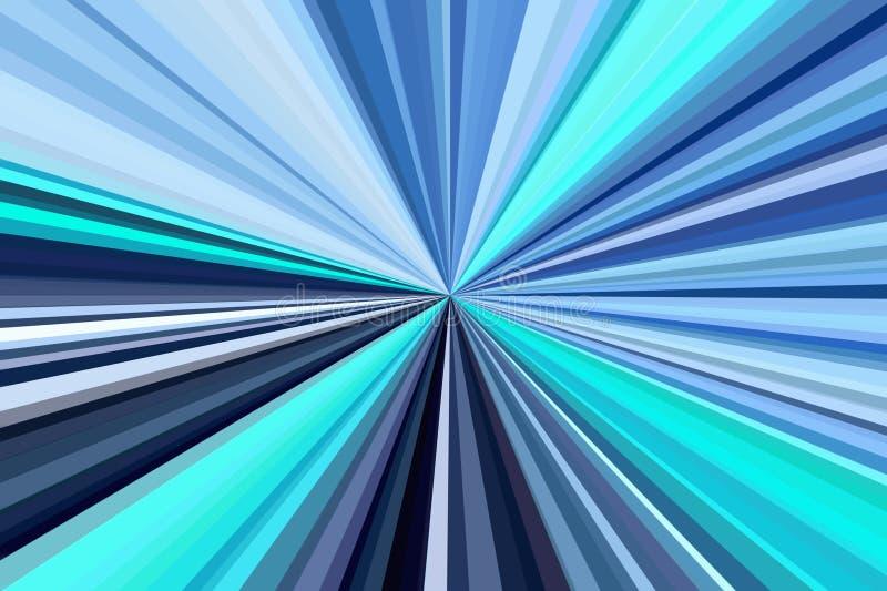 Luz de la turquesa del fondo del azul de aguamarina cerulean libre illustration