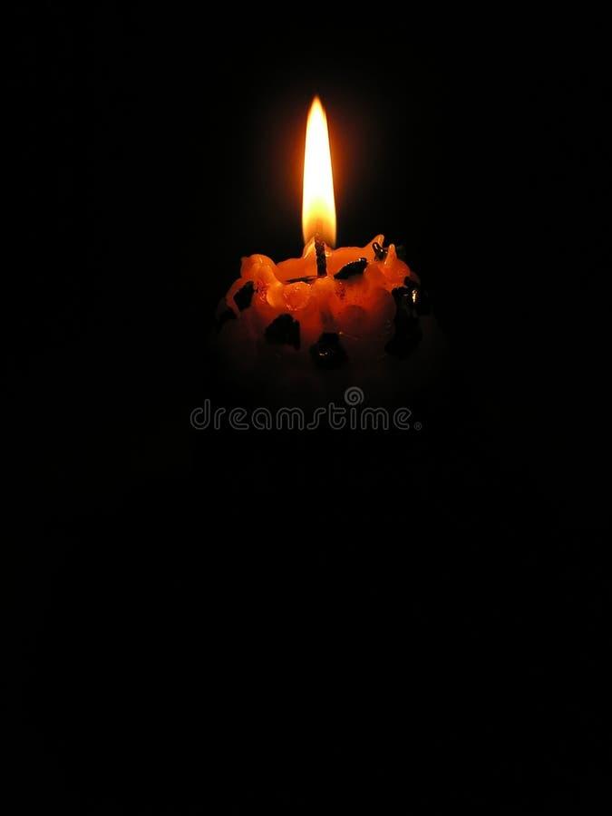 Download Luz de la vela foto de archivo. Imagen de quemadura, oscuridad - 186192
