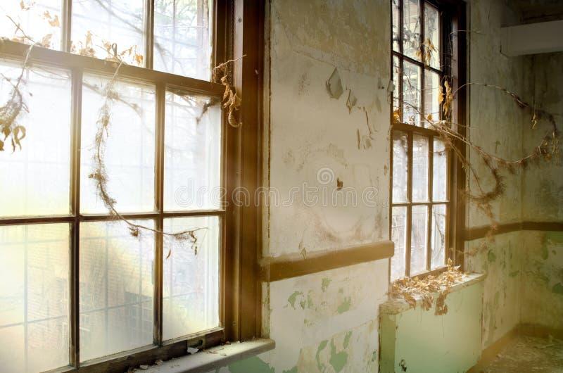 Luz de la ventana fotos de archivo