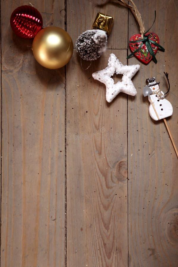 Luz de las estrellas de Noel imagen de archivo libre de regalías