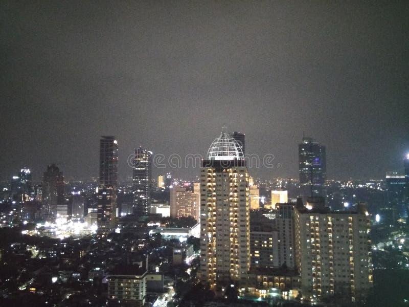 Luz de medianoche fotos de archivo libres de regalías