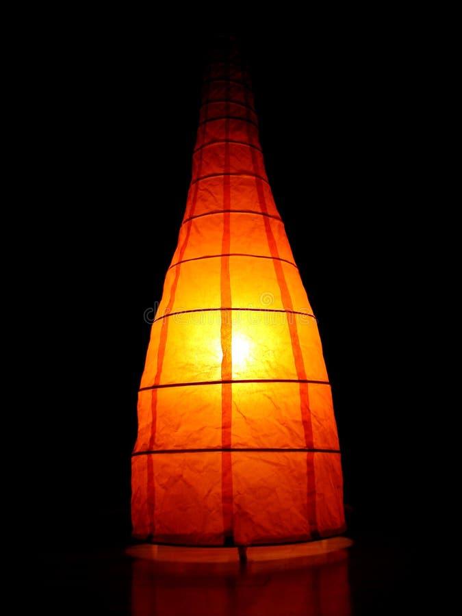 Luz de papel 03 fotografía de archivo