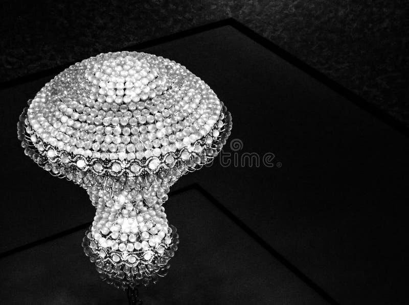 Luz de perlas fotografía de archivo libre de regalías