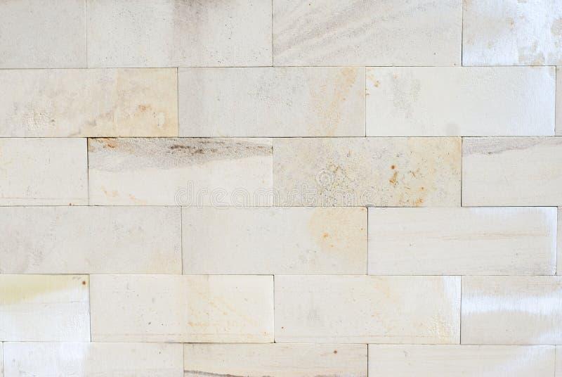 Luz de piedra abstracta Gray Background Grungy Blocks de la pared de la textura del ladrillo del papel pintado al aire libre de l imagenes de archivo