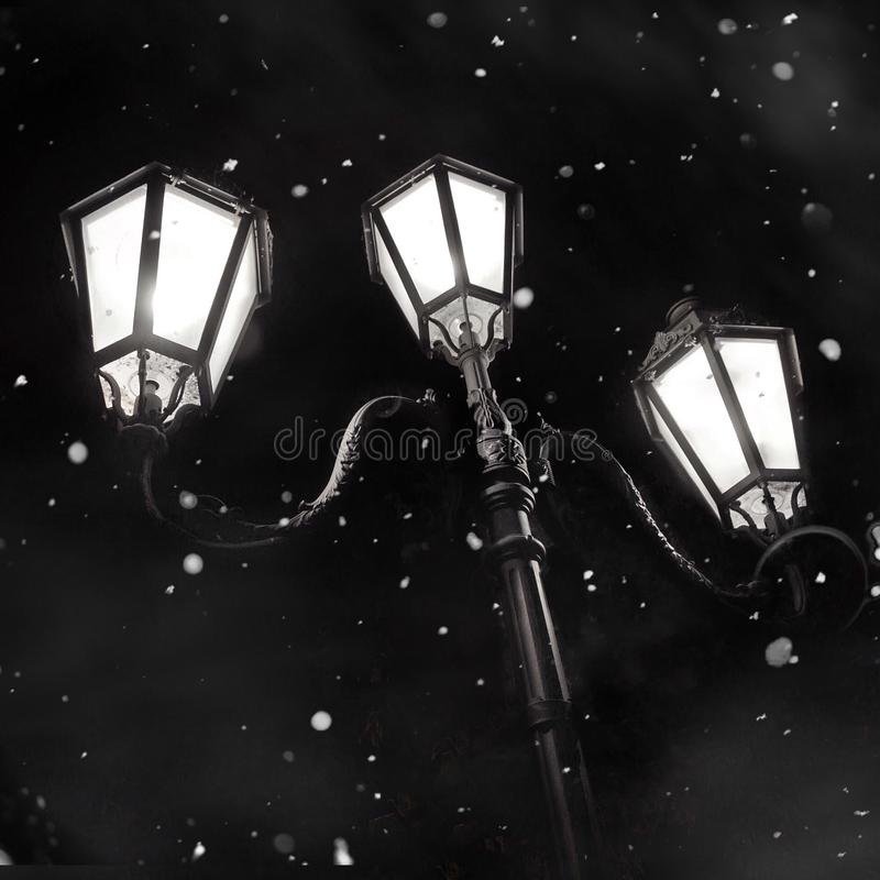 Luz de rua imagens de stock