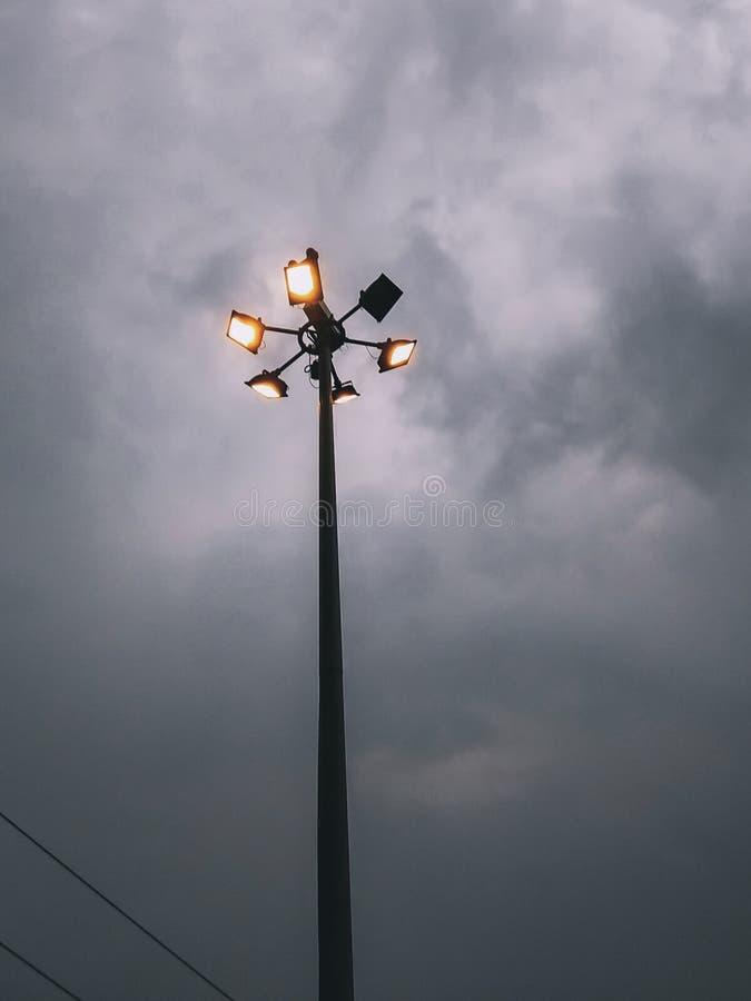 Luz de rua fotos de stock