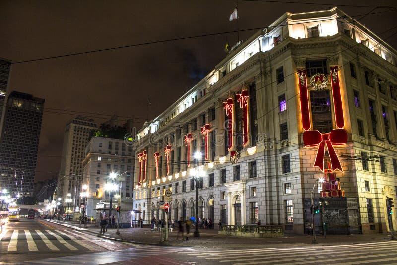Luz del centro comercial foto de archivo libre de regalías