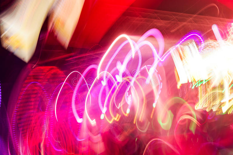 Download Luz Del Club De Defocus Luces Borrosas Foto de archivo - Imagen de club, bulbos: 44856176