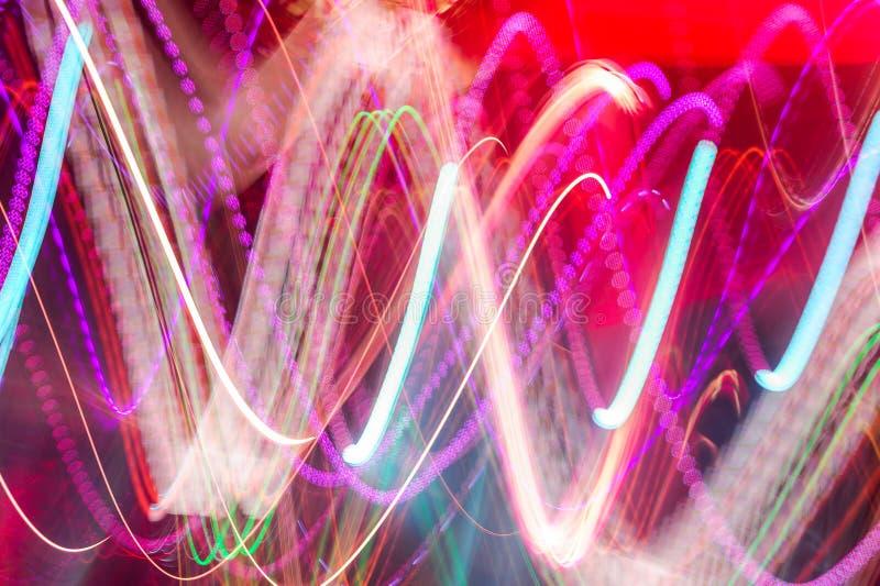Download Luz Del Club De Defocus Luces Borrosas Imagen de archivo - Imagen de concierto, club: 44856193