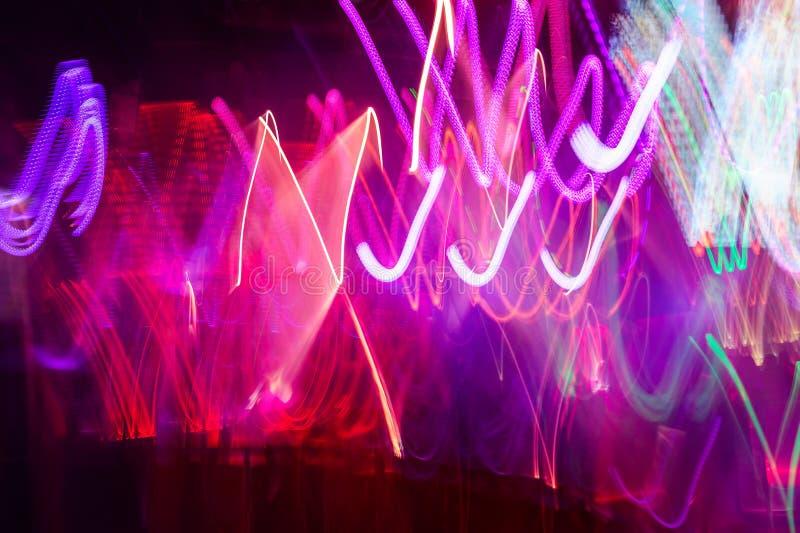 Download Luz Del Club De Defocus Luces Borrosas Imagen de archivo - Imagen de concierto, aviador: 44856729
