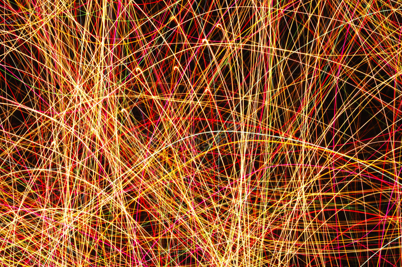Luz del color imagenes de archivo
