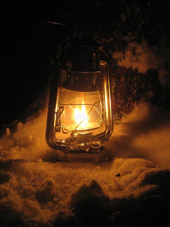 Luz del invierno fotografía de archivo
