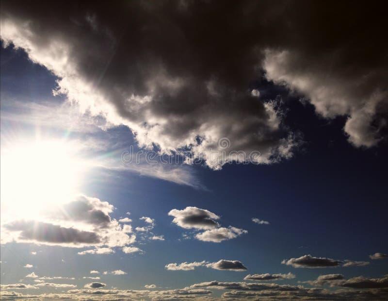 Luz del sol imagenes de archivo