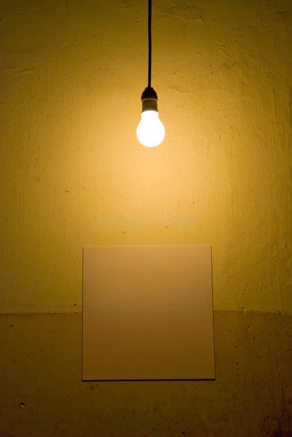 Luz despida imagens de stock
