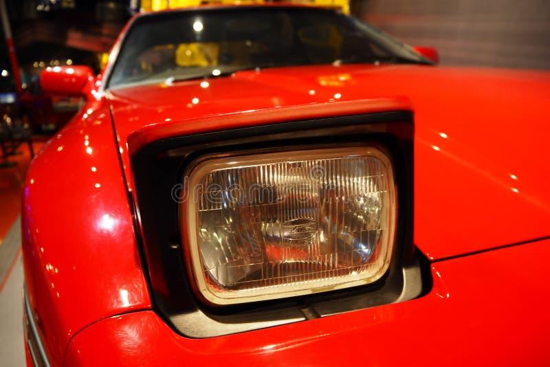 Luz do carro fotografia de stock royalty free