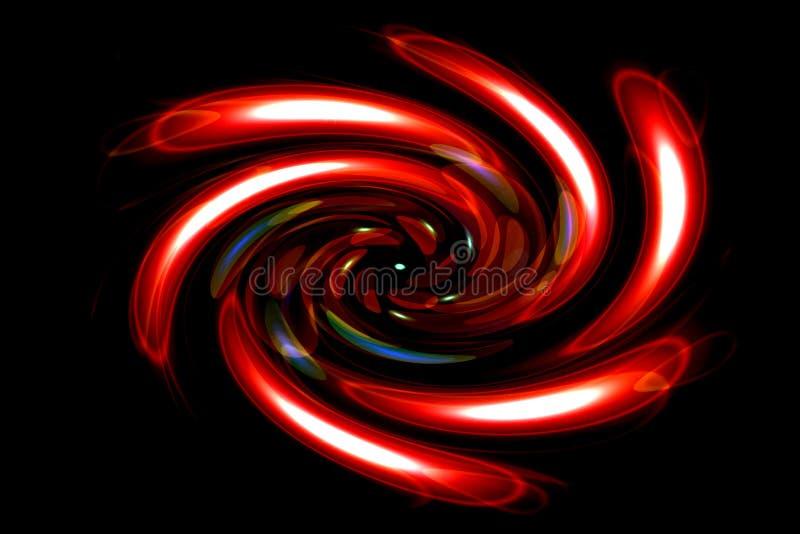 Luz do disco ilustração do vetor