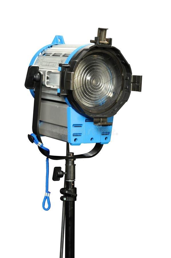 Luz do filme imagens de stock