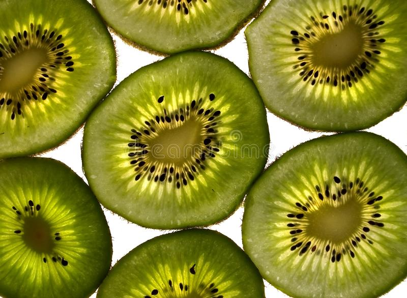 Kiwi Light Imagens De Stock Grátis