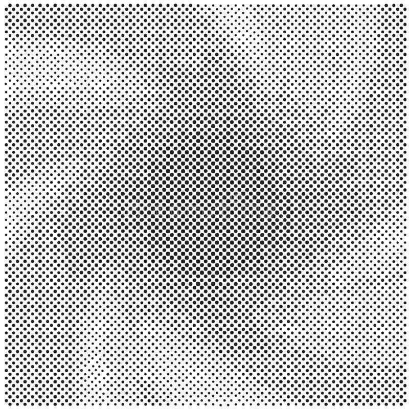 Luz do sol de intervalo mínimo, feixes espirais de intervalo mínimo, projeto sunburst abstrato do estilo retro ilustração royalty free