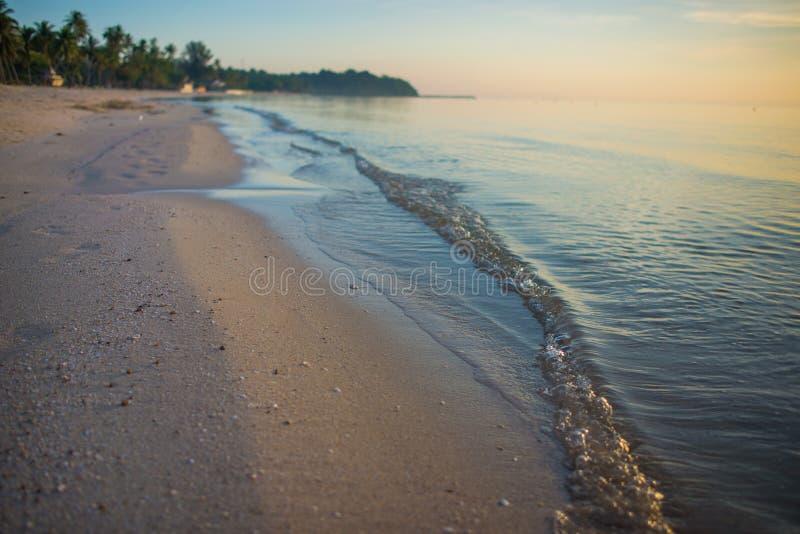 Luz do sol do mar fotos de stock