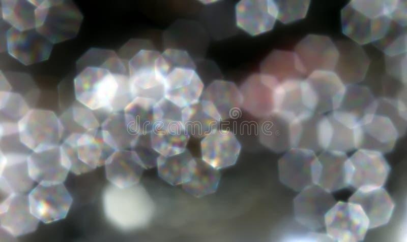 Luz dos diamantes imagem de stock royalty free