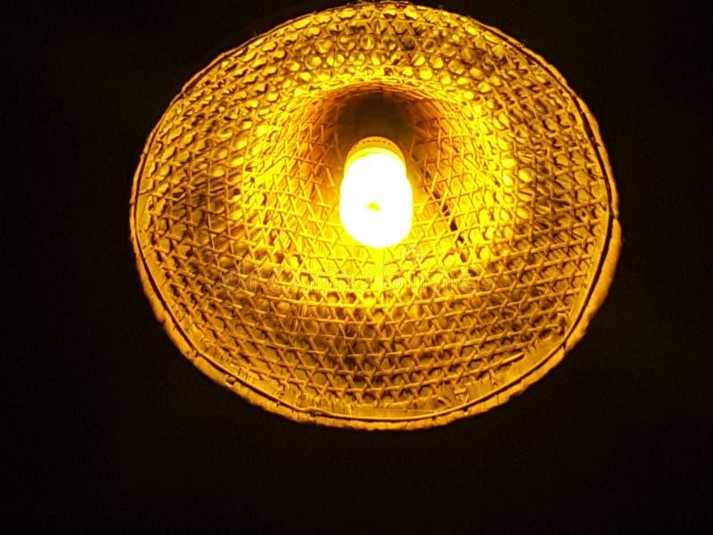 A luz dourada imagem de stock royalty free