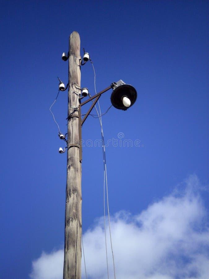Luz eléctrica fotos de archivo