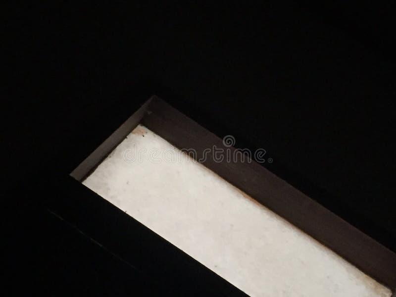 Luz en el cuarto fotos de archivo libres de regalías