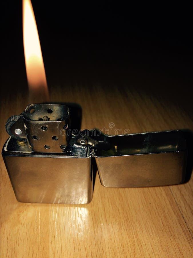 Luz en la noche imagen de archivo libre de regalías