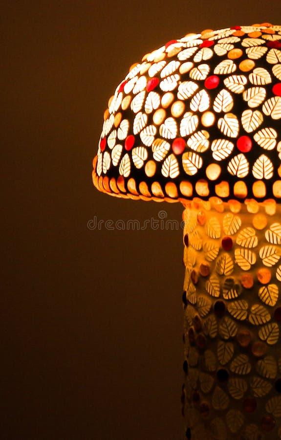 Luz escura foto de stock royalty free