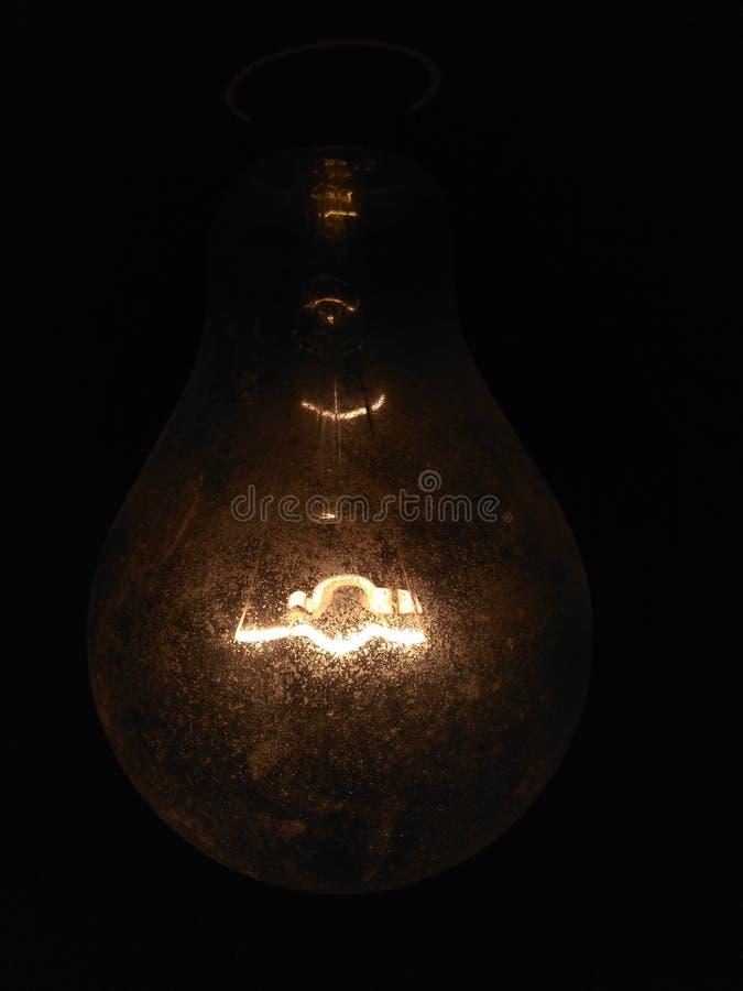 Luz escura imagem de stock royalty free