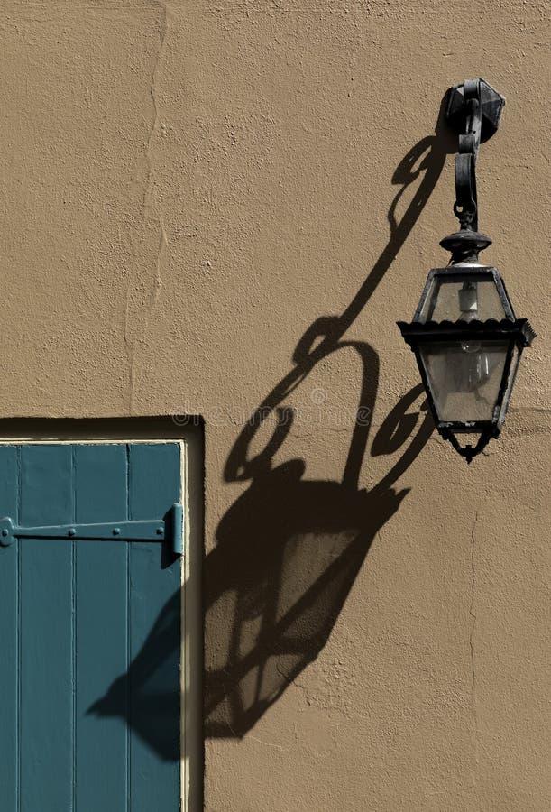 Luz exterior imagens de stock royalty free