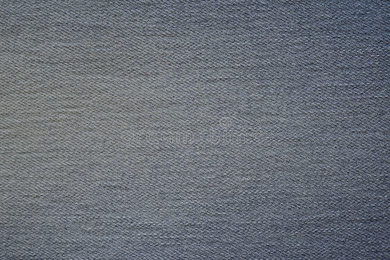 Luz - fundo azul da sarja de Nimes foto de stock royalty free