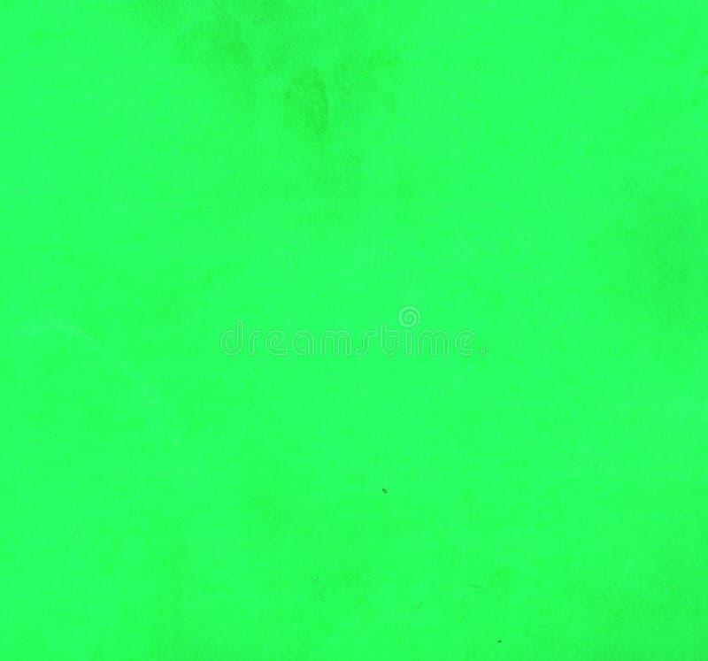 Luz - fundo do papel verde fotografia de stock