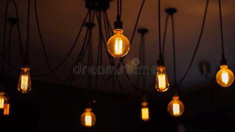 Luz interior imagen de archivo