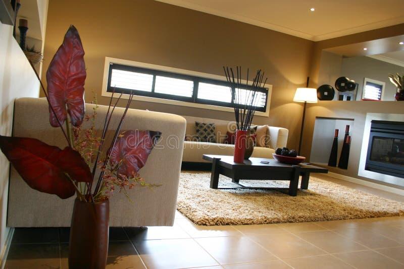 Luz natural interior Home fotos de stock royalty free