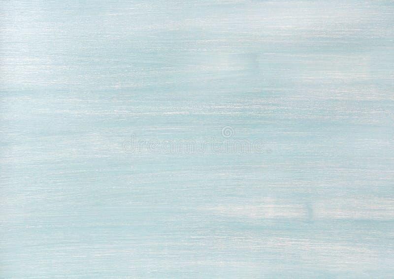 Luz - o azul desvaneceu-se textura, fundo e papel de parede de madeira pintados imagens de stock royalty free
