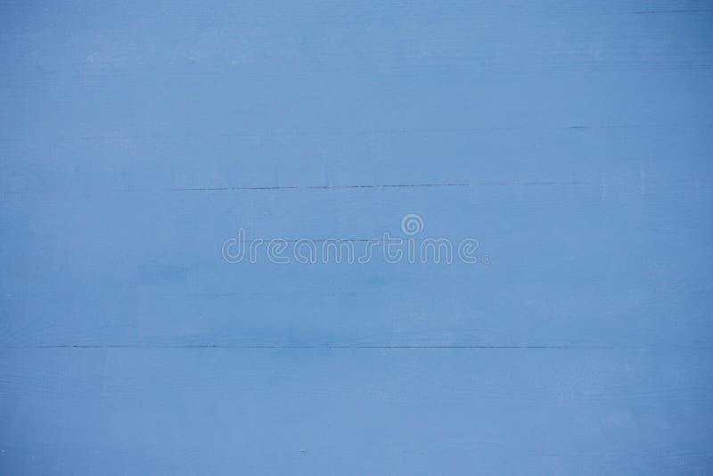 Luz - o azul textured o fundo de madeira, pintado estilo lavado da madeira fotografia de stock royalty free