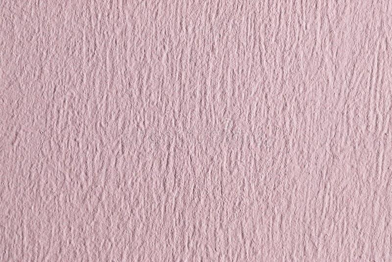 Luz - parede áspera do fundo cor-de-rosa para a decoração e o projeto fotografia de stock royalty free