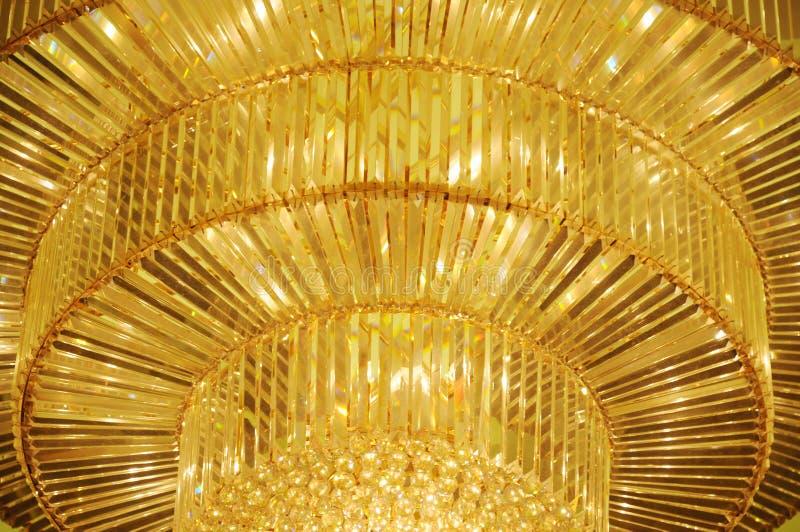 Luz pendiente fotografía de archivo libre de regalías