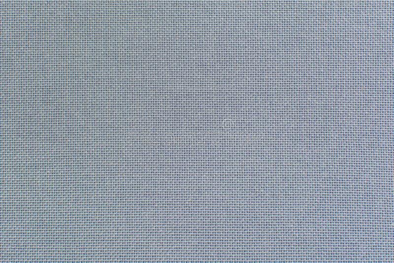 Luz - textura de linho da fibra azul do linho para o fundo fotografia de stock royalty free