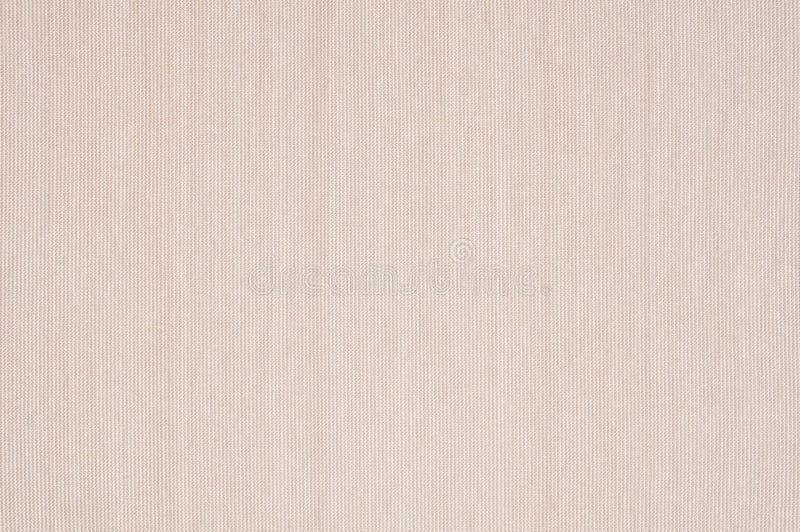 Luz - textura marrom da tela para o fundo retro e feito a mão imagens de stock