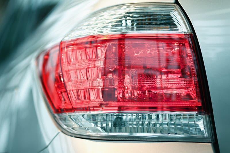 Luz traseira do automóvel imagens de stock