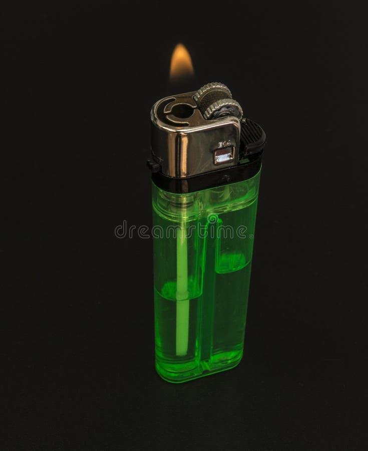 Luz verde imágenes de archivo libres de regalías