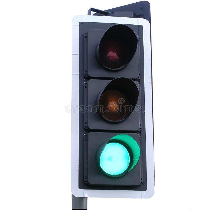 Luz verde, foto de stock
