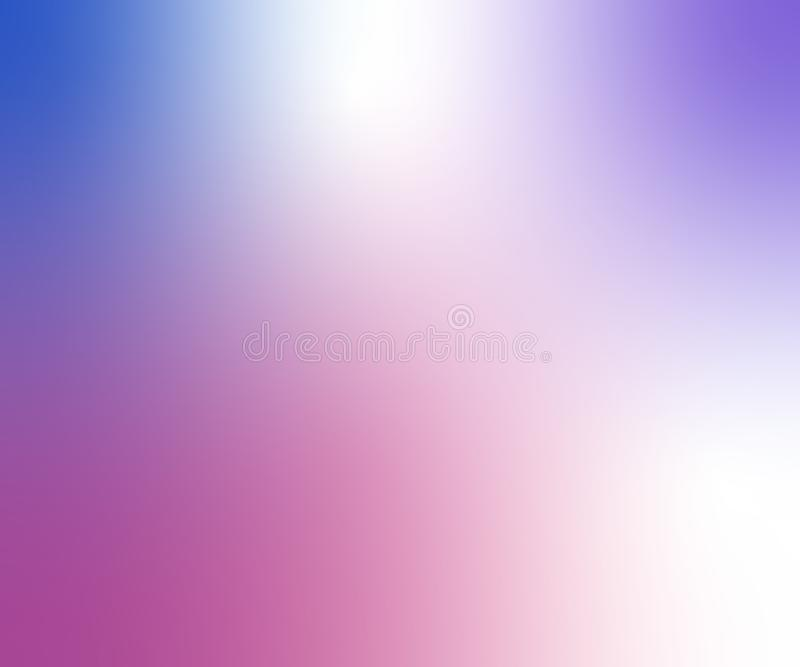 Luz - vetor roxo fundo borrado com fulgor Teste padrão do projeto da arte Ilustração abstrata do brilho com brilhante elegante ilustração stock