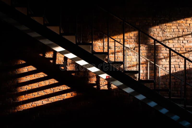 Luz y sombras fotos de archivo libres de regalías